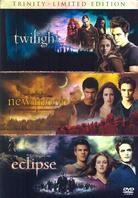 Twilight Saga Trinity - Twilight 1-3 (Limited Edition, 3 DVDs)