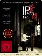 Ip Man 1 + 2 (Special Edition, Steelbook, 2 Blu-rays)