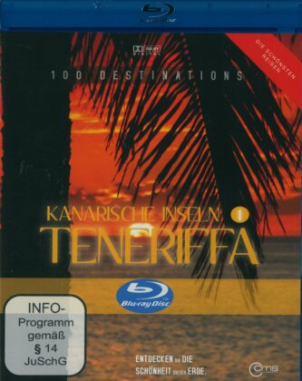 100 Destinations - Teneriffa - Kanarische Inseln