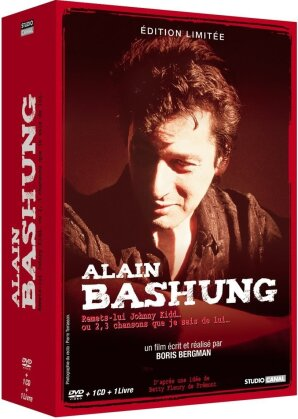 Bashung Alain - Remets-lui Johnny Kidd (Edizione Limitata, DVD + CD + Libro)