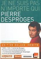 Pierre Desproges - Je ne suis pas n'importe qui (1999) (DVD + CD)