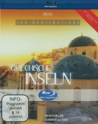 100 Destinations - Griechische Inseln