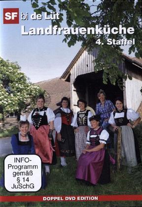SF bi de Lüt - Landfrauenküche - Staffel 4 (2 DVDs)