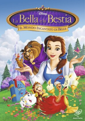 La Bella e la Bestia - Il mondo incantato di Belle (1998)