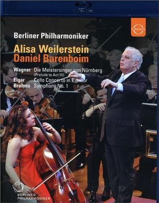 Berliner Philharmoniker, Daniel Barenboim, … - European Concert 2010 from Oxford (Euro Arts, BBC)