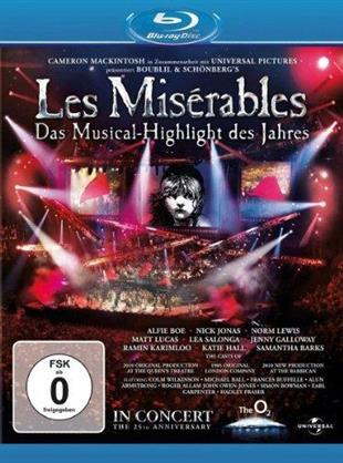 Les Miserables - 25th Anniversary Concert