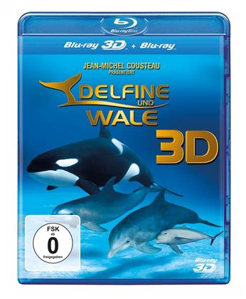 Delfine und Wale (Imax)