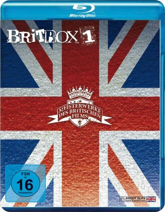 Brit Box 1 - This is England / Hush / London to Brighton (3 Blu-rays)