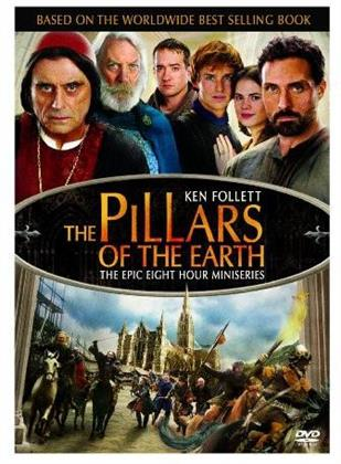 The Pillars of the Earth (3 DVDs)