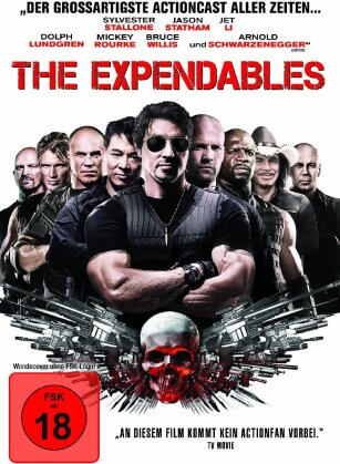The Expendables - (FSK 18 Single Edition) (2010)