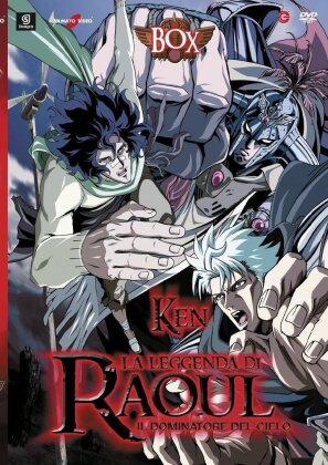 Ken - La leggenda di Raoul - Il dominatore del cielo (2008) (4 DVDs)