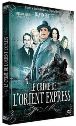 Le crime de l'orient express - (Agatha Christie) (2010)