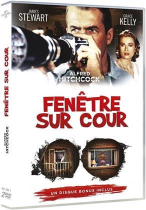 Fenêtre sur cour (1954) (2 DVDs)