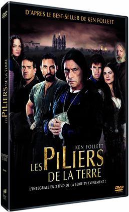 Les Piliers de la Terre (3 DVDs)