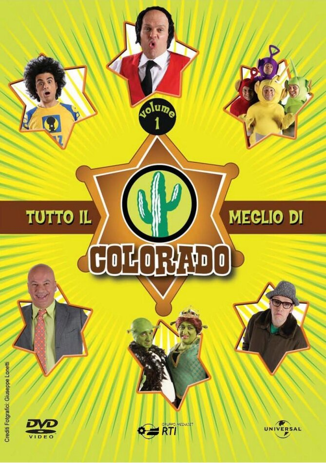 Colorado Café - Tutto il meglio - Vol. 1