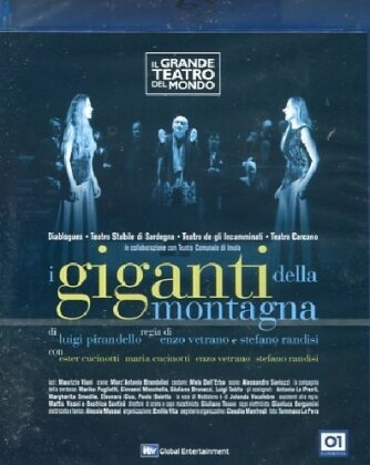 I Giganti della Montagna - (Il Grande Teatro del Mondo)