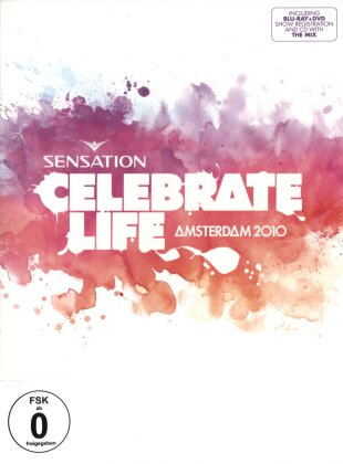 Various Artists - Sensation Celebrate Life - Amsterdam 2010 (2 DVDs)