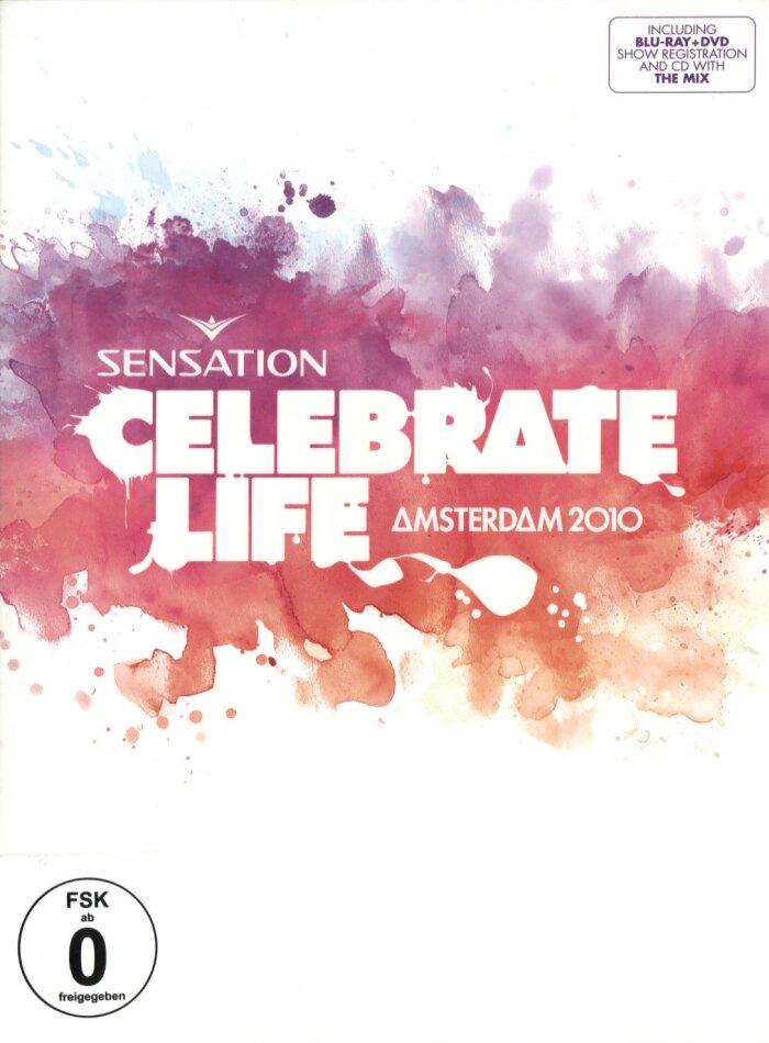 Various Artists - Sensation Celebrate Life - Amsterdam 2010 (2 DVDs)