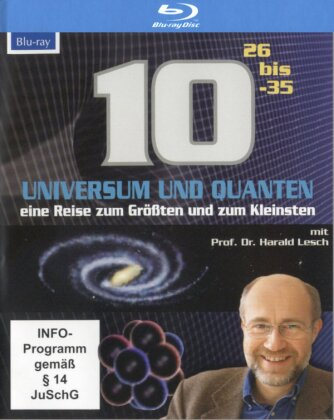 Universum und Quanten - Eine Reise zum Grössten und zum Kleinsten