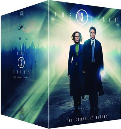 The X Files - Saisons 1 - 9 (61 DVDs)