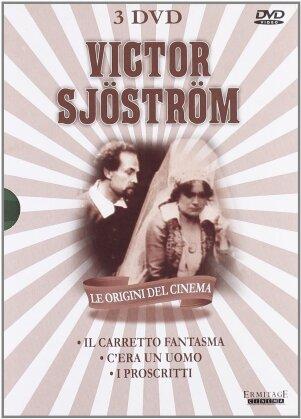 Victor Sjöström (Le origini del Cinema) - Il carretto fantasma / I Proscritti / C'era un uomo (3 DVDs)