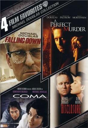 Michael Douglas - 4 Film Favorites (2 DVDs)
