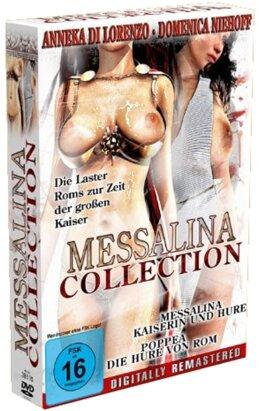 Messalina Collection - Kaiserin und Hure / Poppea die Hure von Rom (2 DVDs)