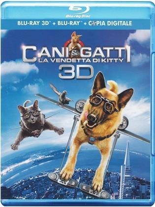 Cani & Gatti - La vendetta di Kitty (2010) (Blu-ray 3D + Blu-ray)