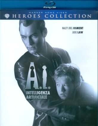 A.I. - Intelligenza Artificiale (2001) (Heroes Collection)
