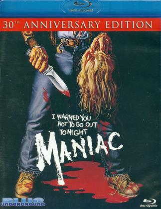 Maniac (1980) (Unzensiert, 30th Anniversary Edition, Uncut, Unrated, 2 Blu-rays)