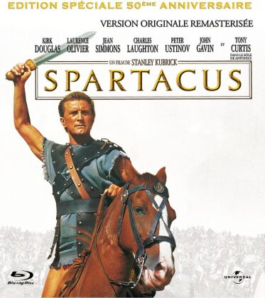 Spartacus (1960) (50th Anniversary Edition)