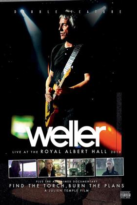 Weller Paul - Find the Torch, Burn the Plans (DVD + CD)