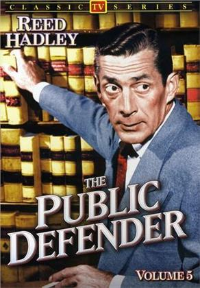 The Public Defender - Vol. 5 (s/w)