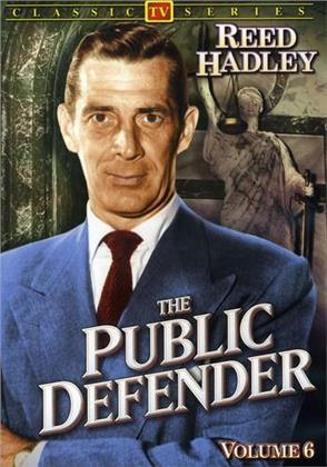 The Public Defender - Vol. 6 (s/w)