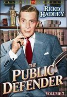 The Public Defender - Vol. 7 (s/w)