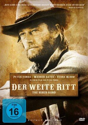 Der weite Ritt - The hired hand (1971)