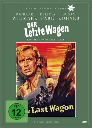Der letzte Wagen (1956) (Western Legenden)