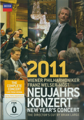Wiener Philharmoniker, … - Neujahrskonzert 2011