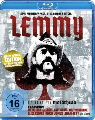 Lemmy Kilmister - Lemmy The Movie