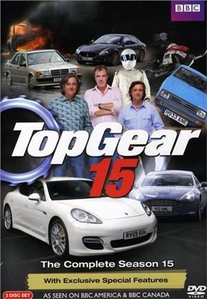 Top Gear - Season 15 (2 DVDs)