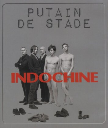 Indochine - Putain De Stade (2 Blu-rays)