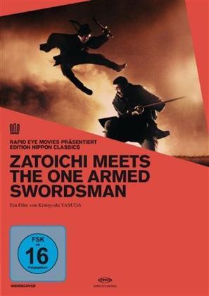 Zatoichi meets the One Armed Swordsman (Edition Asien)
