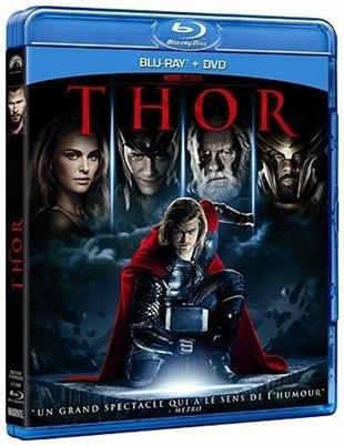 Thor (2011) (Blu-ray + DVD)