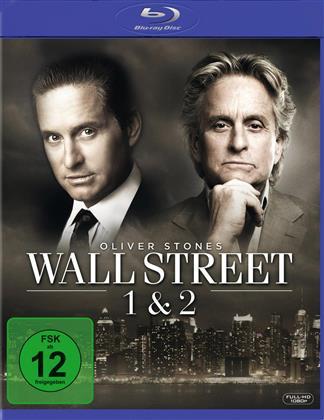 Wall Street 1 & 2 (2 Blu-rays)