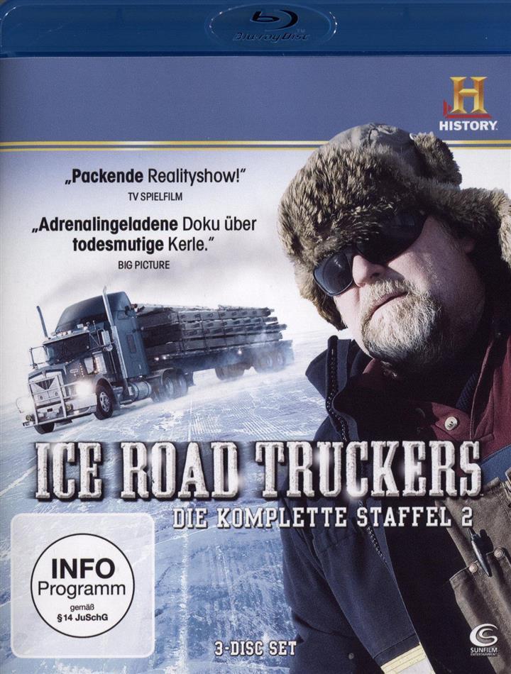 Ice Road Truckers - Staffel 2 (5 Blu-rays)
