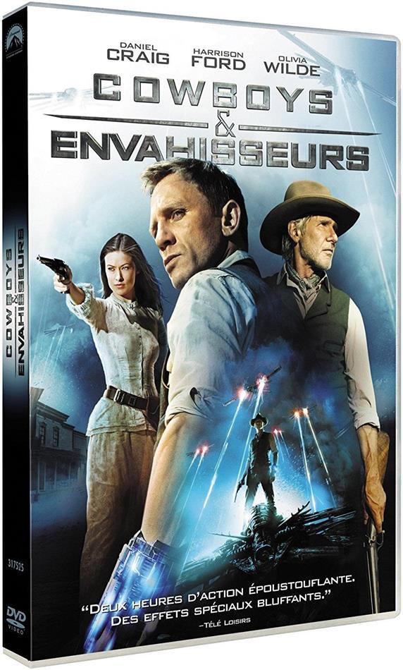 Cowboys & Envahisseurs (2011)