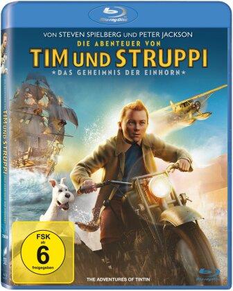 Die Abenteuer von Tim & Struppi (2011)