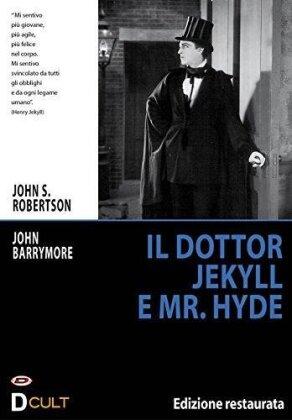 Il Dr. Jekyll e Mr. Hyde (1920) (s/w)