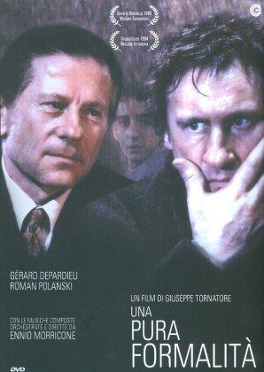 Una pura formalità (1994) (Riedizione)