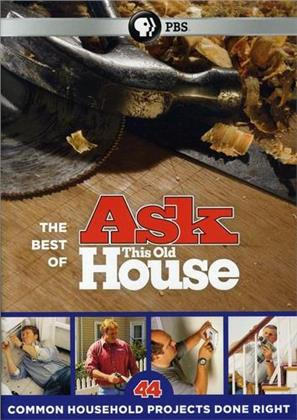 The Best of Ask This Old House: - 44 Common Household Projects Done Right (2 DVDs)
